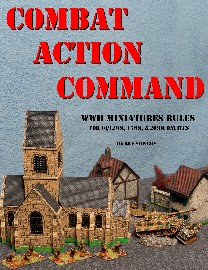 Combat Action Command Cover