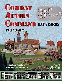 Combat Action Command Anzio Cover