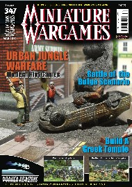 Miniature Wargames Magazine: March 2012