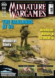 Miniature Wargames Magazine: June 2012