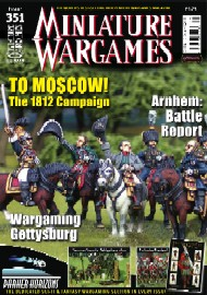 Miniature Wargames Magazine: July 2012